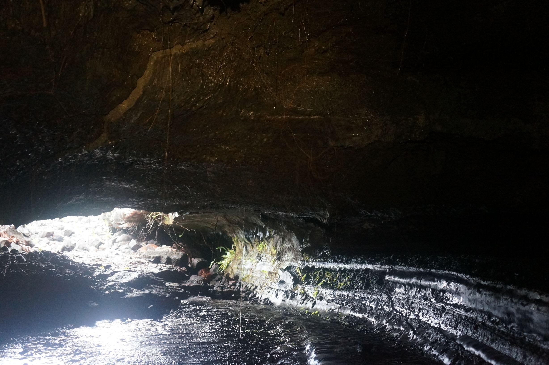 D couverte des tunnels de lave 7 tunnels de lave r union for Ouvre la fenetre translation