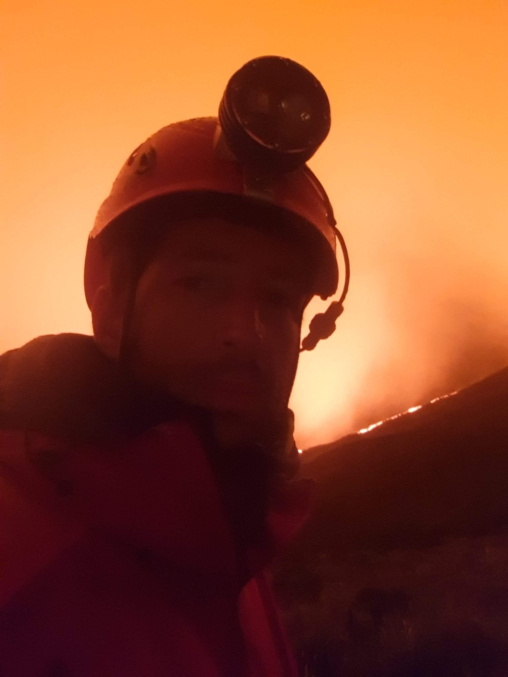Eruption du Piton de la Fournaise le 11 Juin 2019