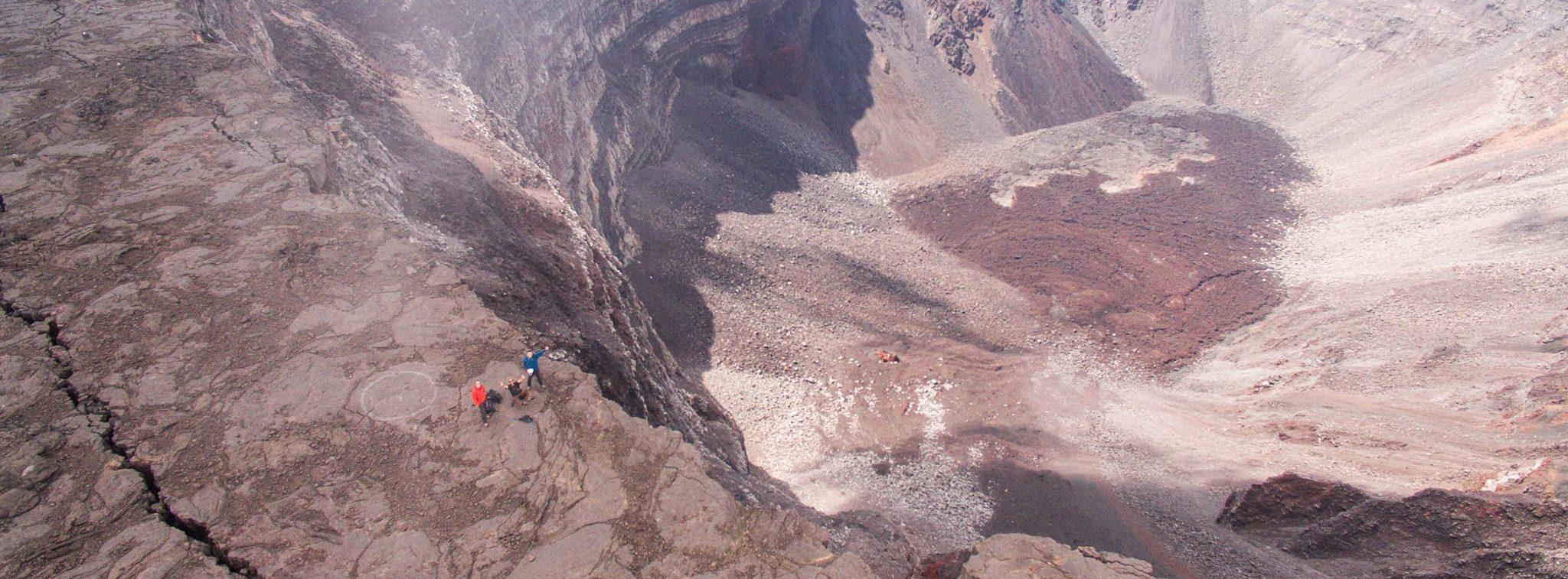 Randonnées hors des sentiers battus sur le Piton de la Fournaise